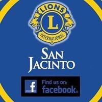 San Jacinto Lions Club