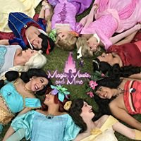 Magic, Music, and More Chicago Princess Parties