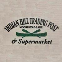Indian Hill Trading Post at Moosehead Lake
