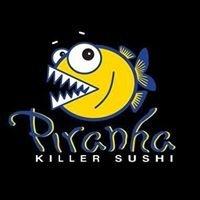 Piranha Killer Sushi N Arlington