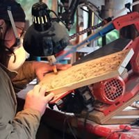 Fiona Kingdon -  Artist in Wood