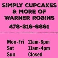 Simply Cupcakes & More of Warner Robins