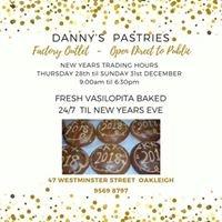 Danny's Pastries