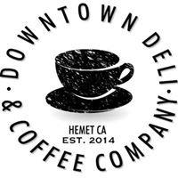 Downtown Deli & Coffee Company