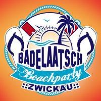 Badelaatsch - Beachparty Zwickau
