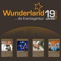 WUNDERLAND - die Eventagentur