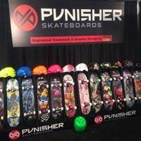 Punisher Skateboards