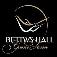 Bettws Hall Game Farm