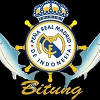 Peńa Real Madrid Dé Indonesia Bitung
