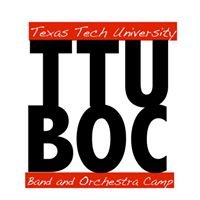 Texas Tech Band and Orchestra Camp