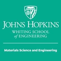 Johns Hopkins Materials Science and Engineering