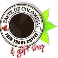 """Taste of Colombia - Fair Trade Cafe & El Salon """"Events Room"""""""