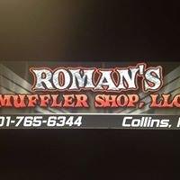 Roman's Muffler Shop,LLC