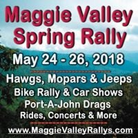 Maggie Valley Rallys