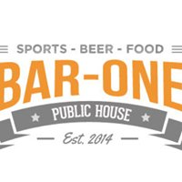 Bar One Public House