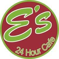 E's 24 Hour Cafe