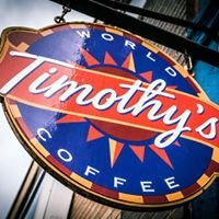 Timothy's World Coffee (Charlottetown)