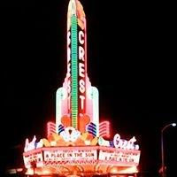 Historic Crest Theatre Fresno
