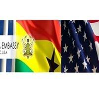 Embassy of Ghana in the U.S.