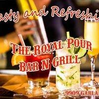 The Royal Pour - White Rock 75218