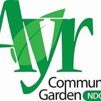 Ayr Community Garden