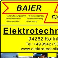 Elektrotechnik Baier