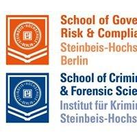 School GRC & Institut für Kriminalistik der Steinbeis-Hochschule Berlin
