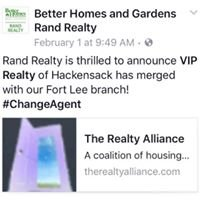 VIP Realty is now a part of Better HOMES and Gardens RAND Realty