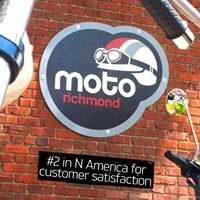 Moto Richmond and Scoot Richmond