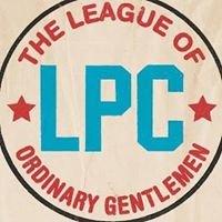 League of Ordinary Gentlemen Comic Book Podcast - leaguepodcast