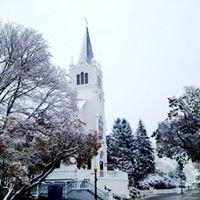 Ste. Anne's Church on Mackinac Island, Michigan