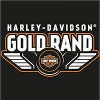 Gold Rand Harley-Davidson