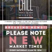 Chill at the Market