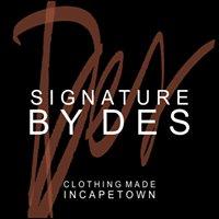 Signature by Des