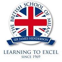 The British School of Milan - Sir James Henderson