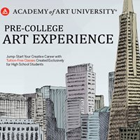 Academy of Art University Pre-College Art Experience