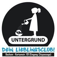 Untergrund Bochum
