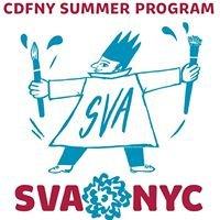 SVA CDFNY Summer Program