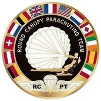Round Canopy Parachuting Team