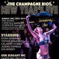 The Champagne Riot
