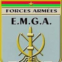 Etat-Major Général Des Armées Du Burkina Faso