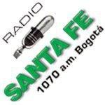 Radio Santa Fe 1070 a.m. radio en colombia