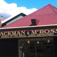 Jackman & McRoss Bakery New Town