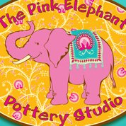The Pink Elephant Pottery Studio