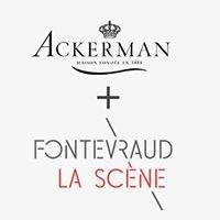 Résidence Ackerman + Fontevraud La Scène