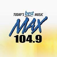 MAX 104.9 FM