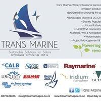 Trans Marine Pro LTD and Solar Solutions Northland