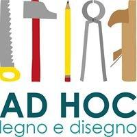 AD HOC legno e disegno