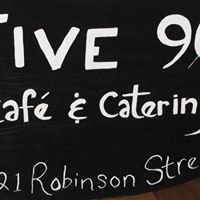 Five-90 Cafe & Catering