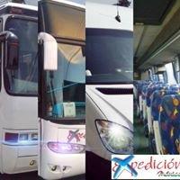 Expedición México Autobuses turisticos